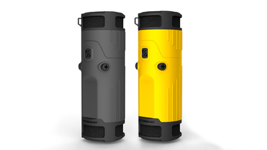 boomBOTTLE  Weatherproof Speaker by Scosche