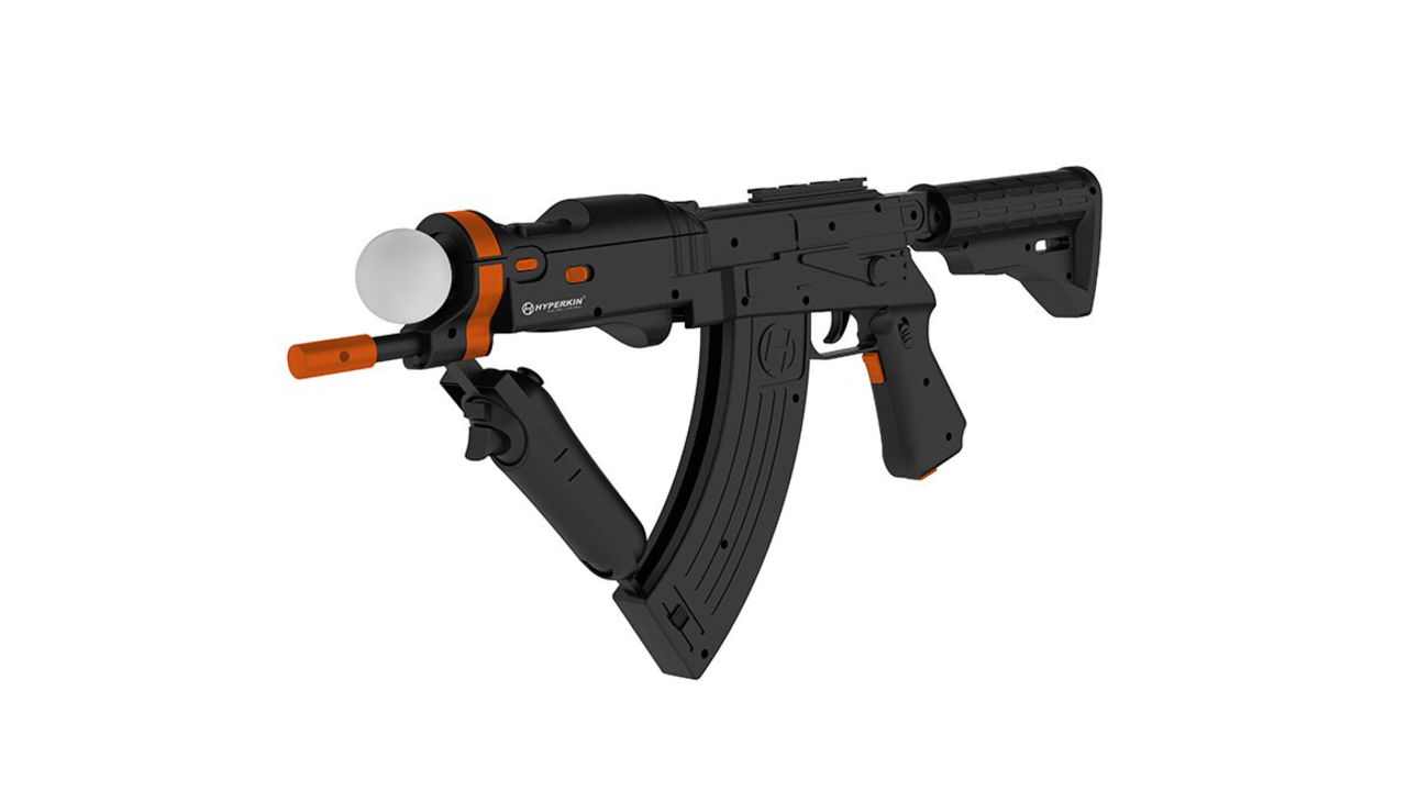 Realistic AK-47 Playstation Controler the AK Striker by Hyperkin