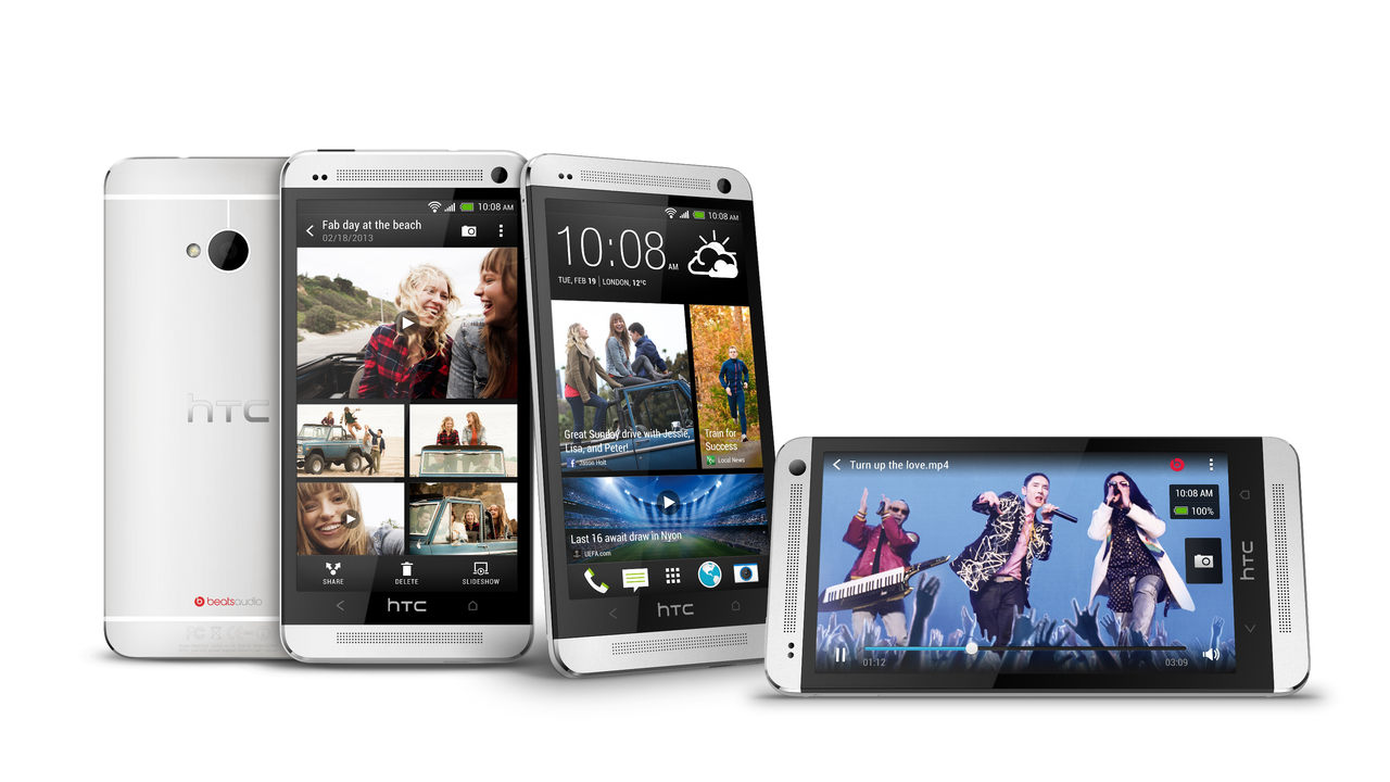 The New HTC One Smartphone