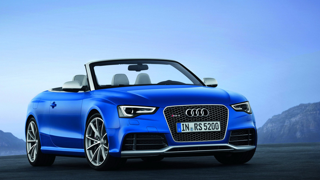 Audi 2014 RS 5 Cabriolet