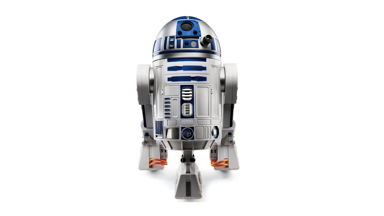 Voice Activated R2-D2 Robot