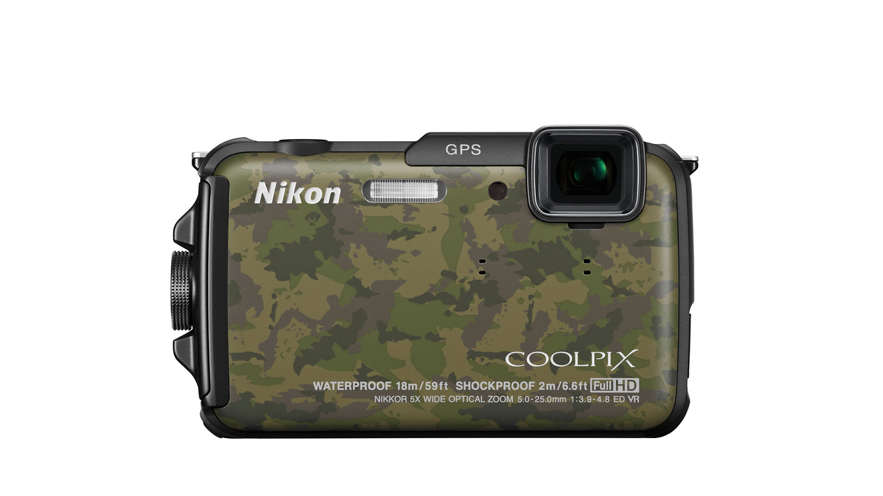 Coolpix AW110 Waterproof Digital Camera