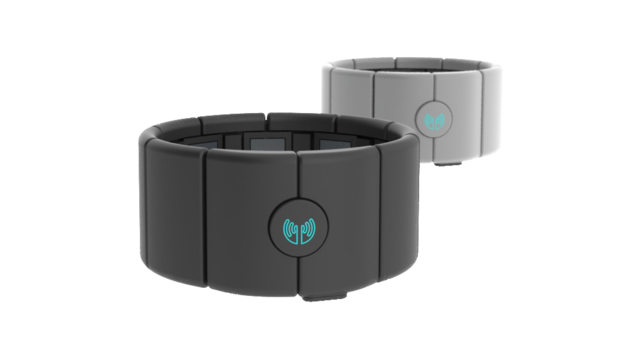 MYO Wearable Gesture Control Device