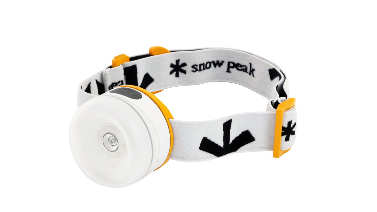 Snow Peak SnowMiner LED Headlamp