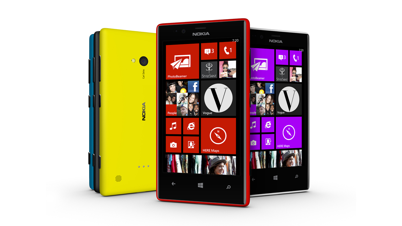 Nokia Launches Lumia 720 and Lumia 520 Smartphones