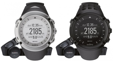 Suunto AMBIT Watch with GPS, Altimeter and 3D Compass