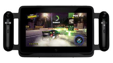 Razer Edge Pro: World's First Tablet Designed for PC Gamers
