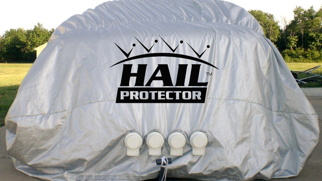 The Hail Protector: an Automobile Hail Protection System