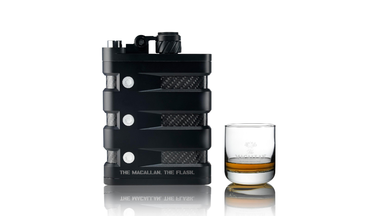 The Macallan Flask in Collaboration with Oakley