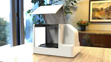 CADScan 3D: The Easy to Use, Low Cost 3D Scanner