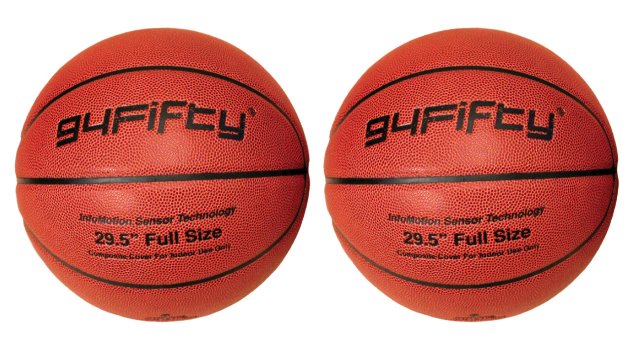94Fifty Sensor Basketball Measures Players Skills in Real Time