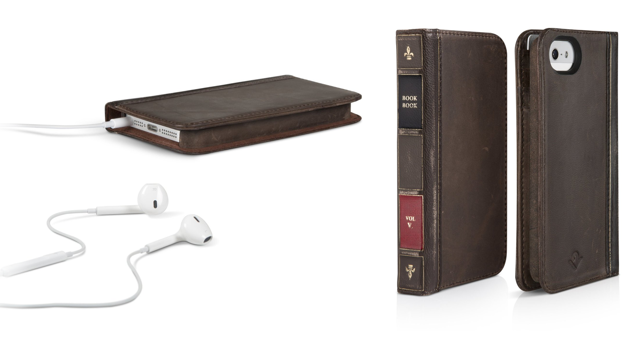 Twelve South BookBook for iPhone 5