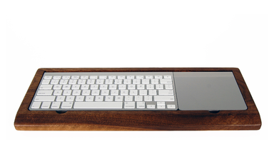Ambidextrous Apple Keyboard Tray