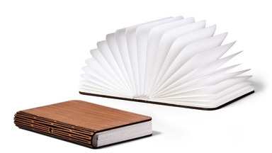 Lumio: A Multi Purpose Portable Book Lamp