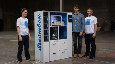 3D Printing Coming to a Vending Machine Near You