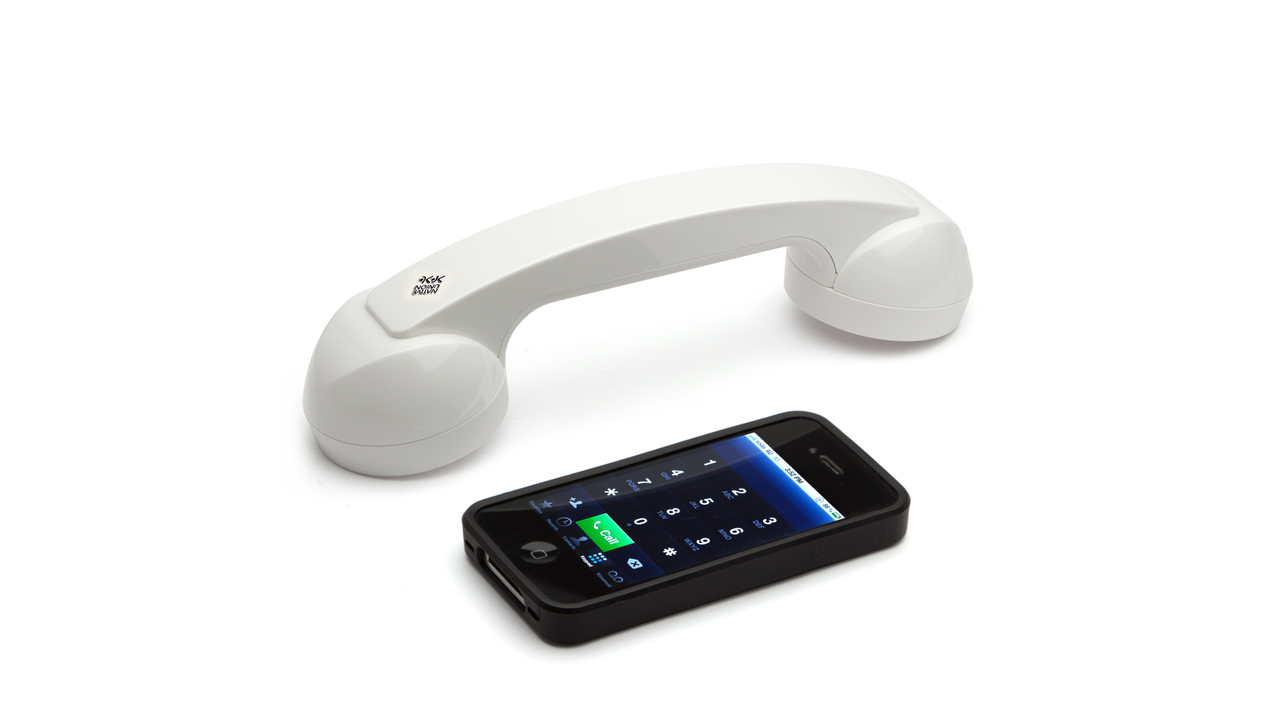 Native Union Authentic Bluetooth POP Phone