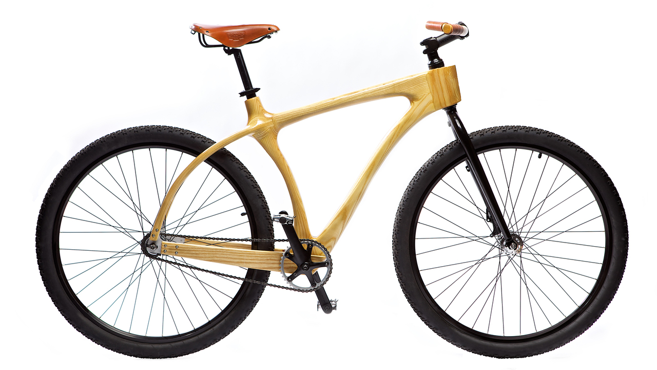 Connor Wooden Bicycles
