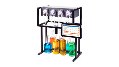 Bartendro the Cocktail Dispensing Robot