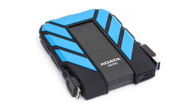 AData DashDrive  Waterproof External Hard Drive