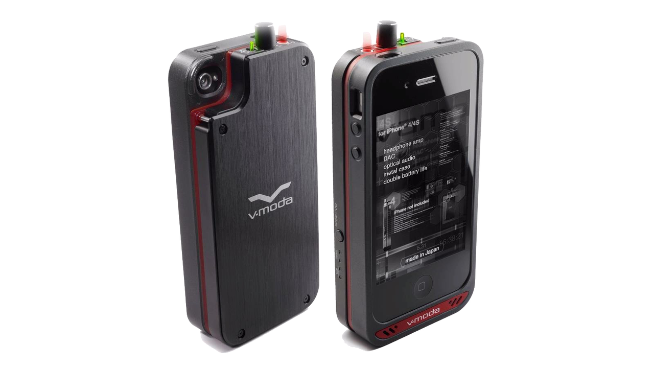 V-Moda Vamp Headphone Amplifier for iPhone