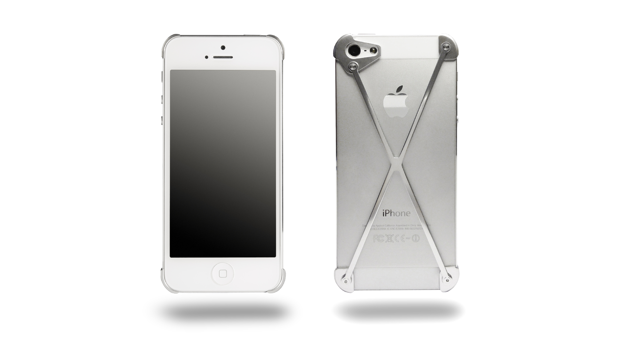 RADIUS: An Aluminum Case for the iPhone 5