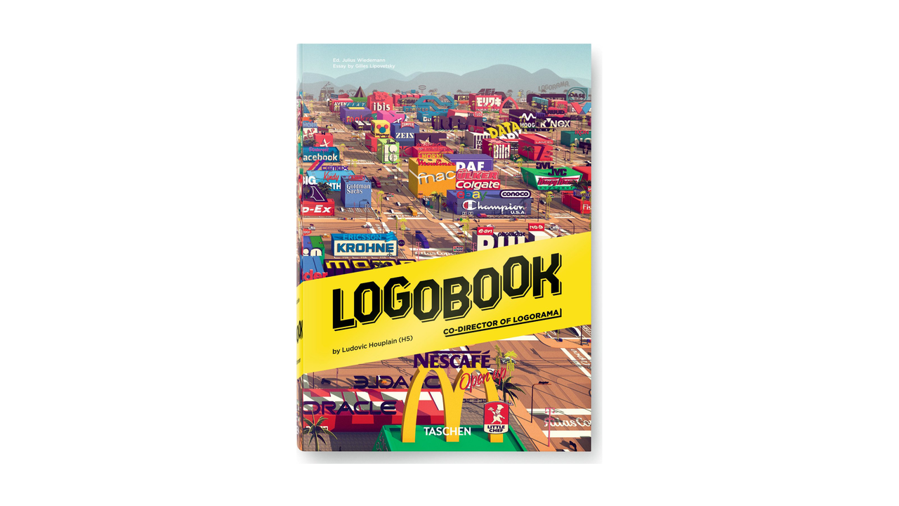 LogoBook: The Ultimate Logo Reference Guide