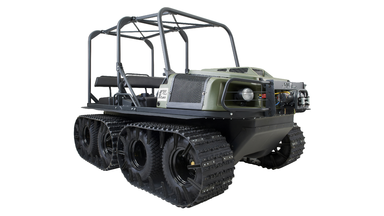 ARGO 2013 8x8 XTI All-Terrain Vehicle