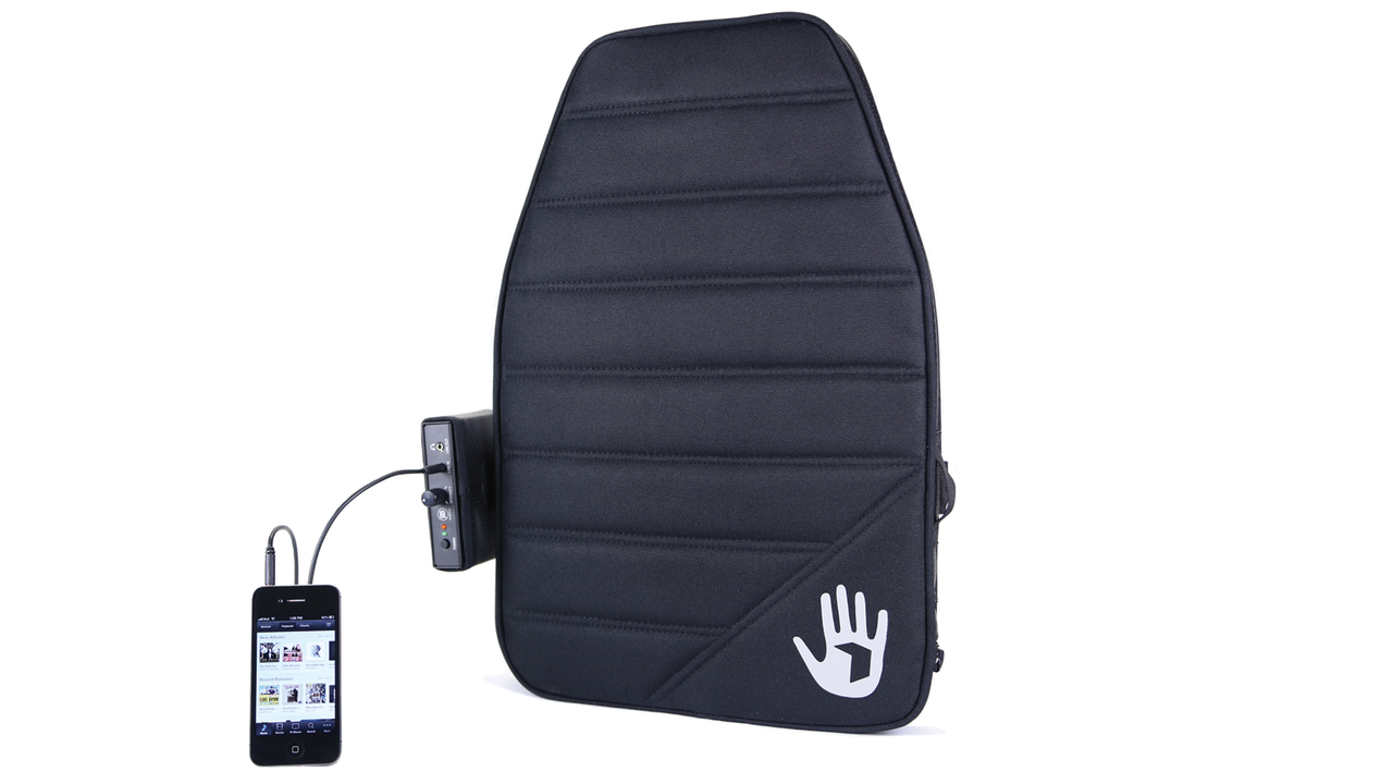 Directly Transfer Low Frequencies to Your Body With SubPac