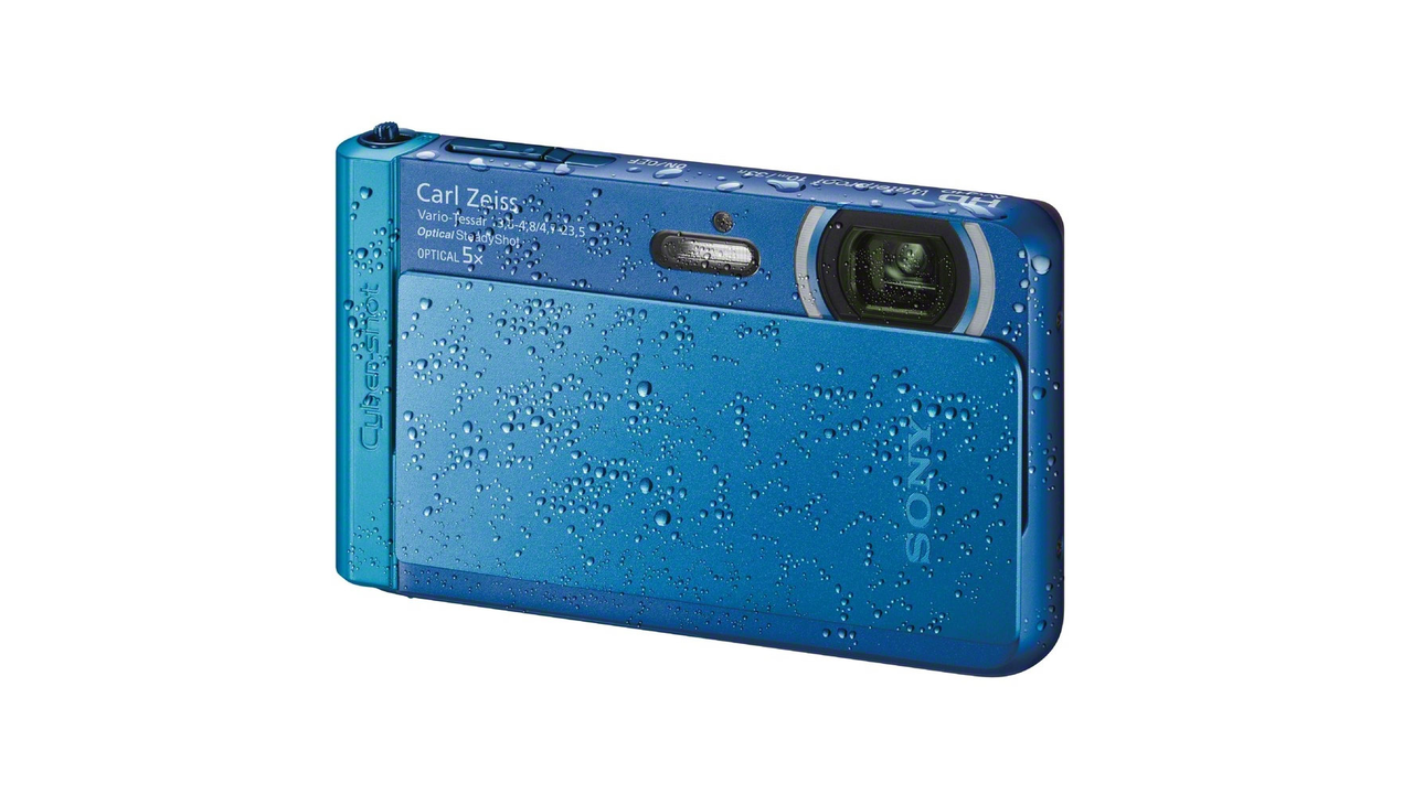 Cyber-Shot TX30 Digital Camera
