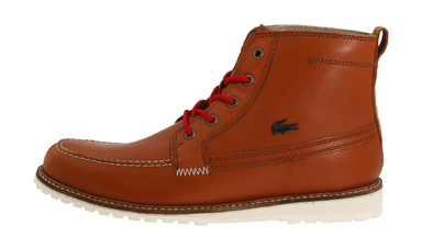 The Lacoste Marceau Leather Boots