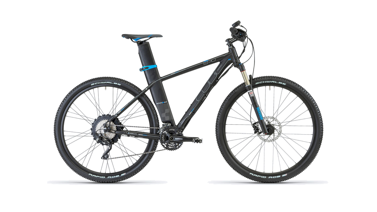 Cube EPO 45 Reaction Pro 29 Electric Bike