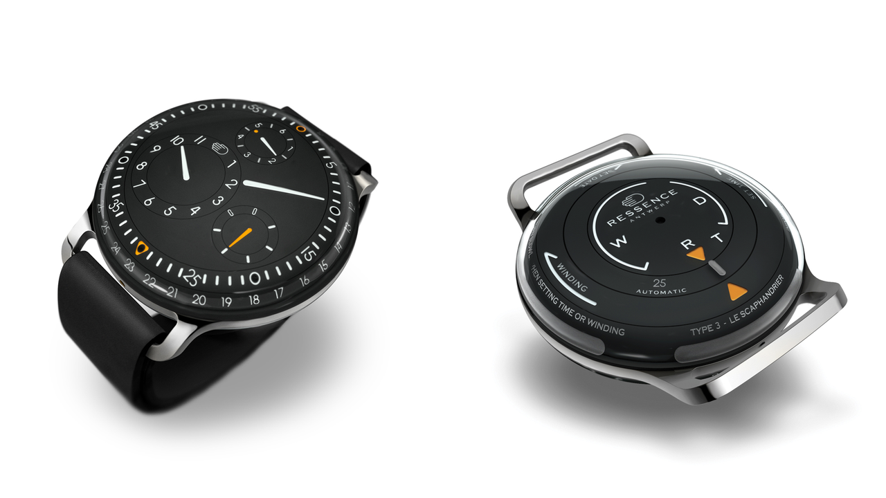 The Ressence Type 3 Watch