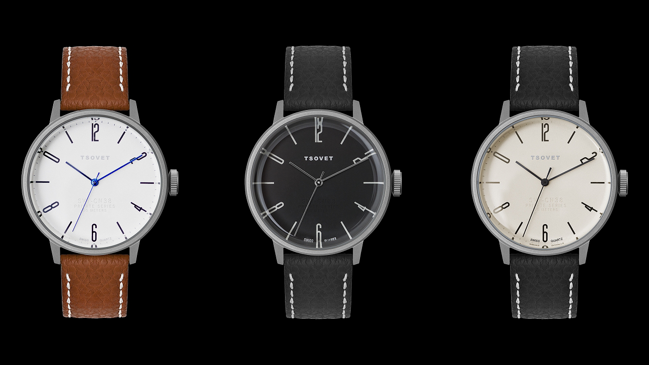 Tsovet SVT-CN38 Wrist Watch