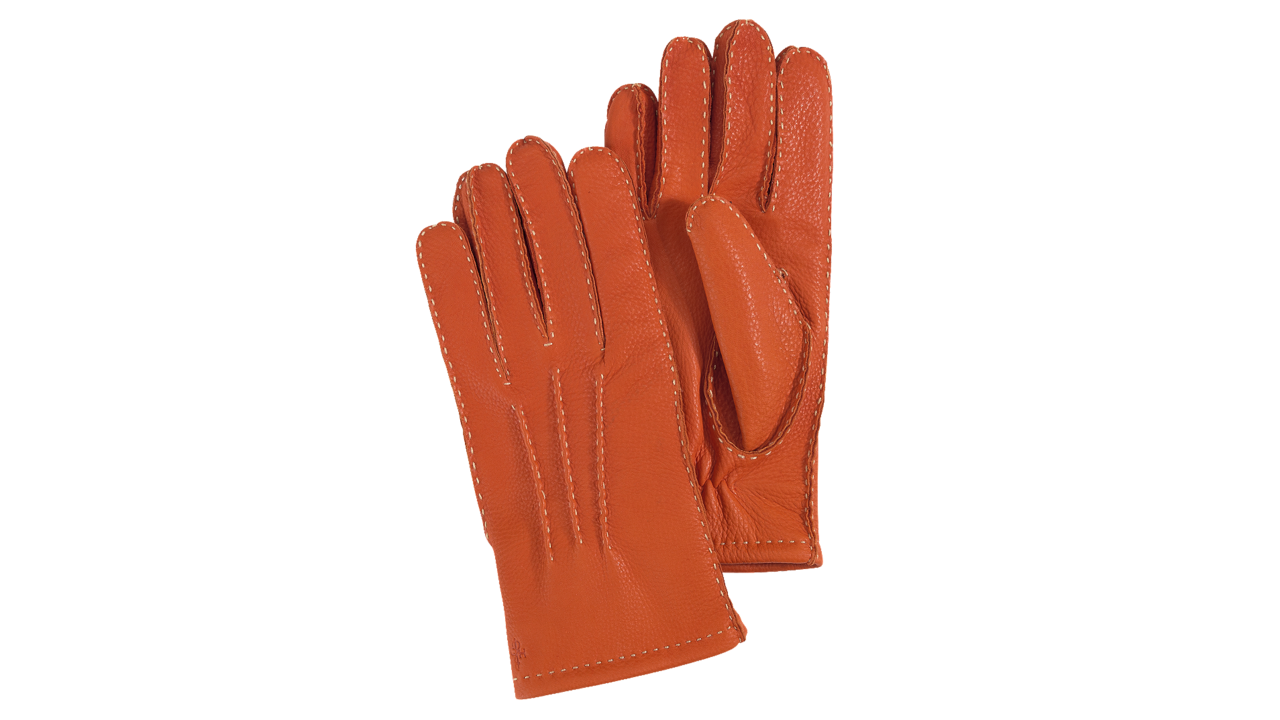 Cole Haan Deerskin Gloves