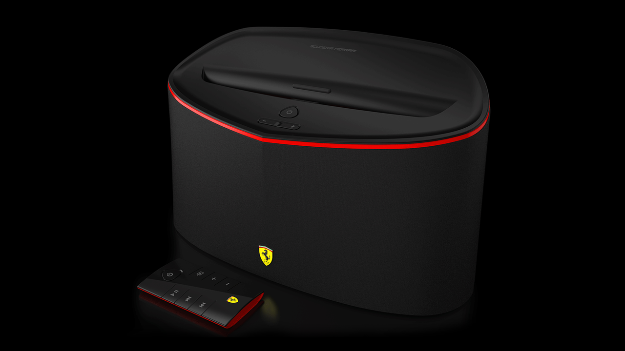 Ferrari Scuderia FS1 AirPlay Speaker