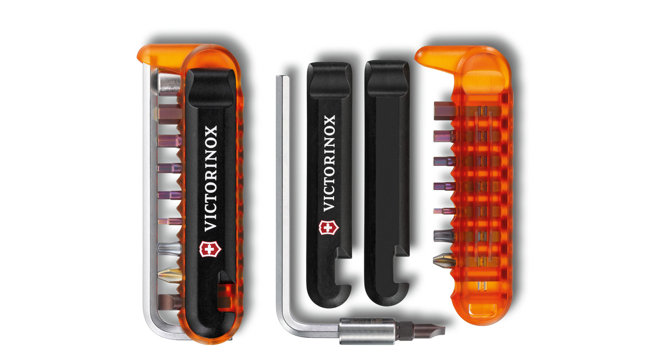 The Victorinox Swiss Army Bike Tool