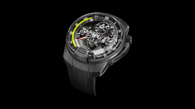 The  HYT H2 Hydro Mechanic Watch