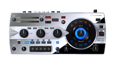 Pioneer RMX-1000 Platinum Limited Edition Remix Station