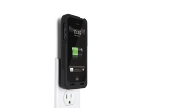PocketPlug iPhone Case with Built in Charger